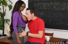 Brazzers Porn School with Diamond Jackson and Justin Hunt
