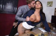 Foot Clerk At Work with Susy Gala and Danny D