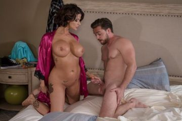 Late Riser Gets Laid with Joslyn James and Kyle Mason