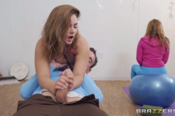 Breathing Sexcercise with Natasha Nice and Alex Legend