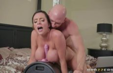 Honey It's A Motorbunny with Ariella Ferrera and Johnny Sins