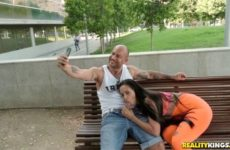A Public Display Of Indecency 1 with Andreina De Luxe and Mike Angelo
