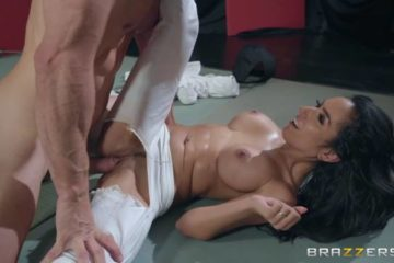 Hard and En Garde with Tia Cyrus and Johnny Sins
