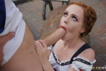 Oktoberfucked with Ella Hughes and Danny D
