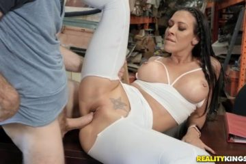 Customer Satisfaction with Rachel Starr and Brick Danger