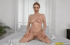 Gorgeous Georgie Craves Cock 1 with Georgie Lyall and Erik Everhard