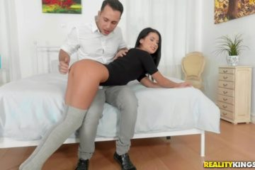 Nicole Black In Action with Nicole Black and Raul Costa