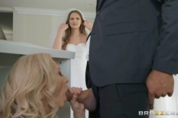 Nina's Chapel of Lust Part 2 with Jillian Janson and Nina Hartley and Alex Legend