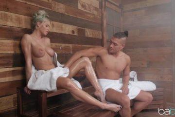 Sex in the Sauna with Jessa Rhodes