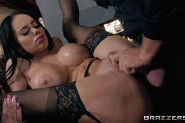 Fuck Me By The Fire with Victoria June and Keiran Lee