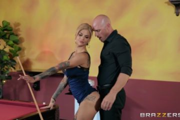 Rack 'Em Up! with Bonnie Rotten and Johnny Sins