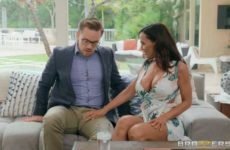 Public sex video with Lisa Ann xxx