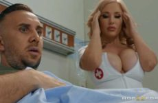 Sensual erotic video with nurse xxx