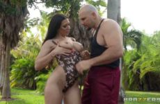 Rachel Starr doing paradise sex with the best fucked