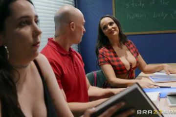 busty schoolgirl does college sex