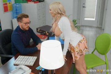 Free pornographic video with blonde undressing
