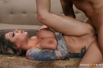 sexy tattooed fucking with hidden camera