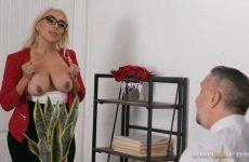 pornography with secretaries and erotic mature