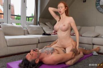 homemade amateur video with busty redhead fucking